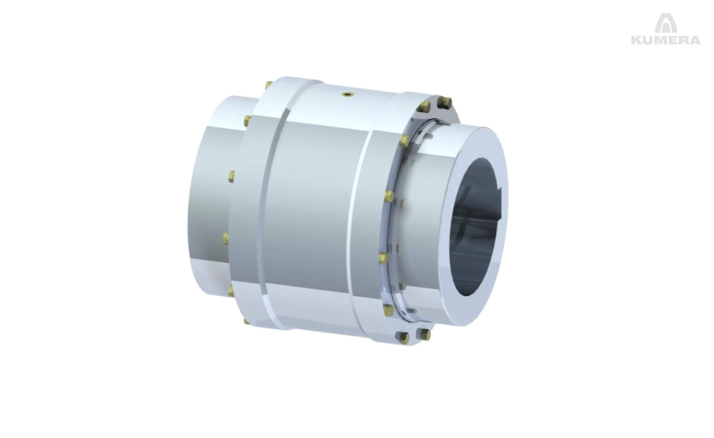 Kumera Gear Couplings. Cumex - Construction and operating characteristics. Standard types KKA, KKB, KKS, KKV and KKP.