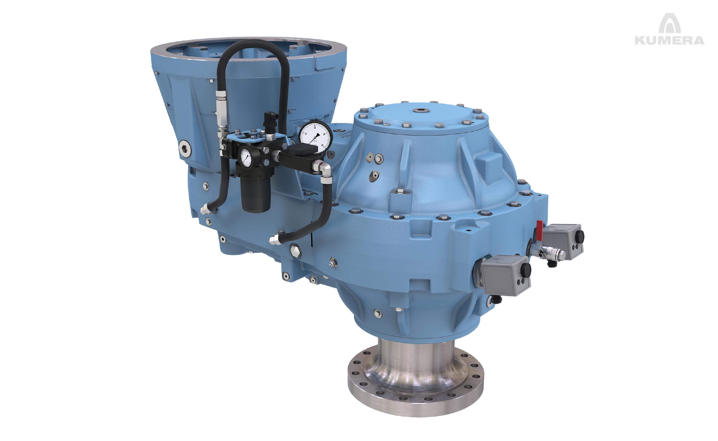 Kumera agitator drives. umera agitator drives are used widely in variable industries globally.