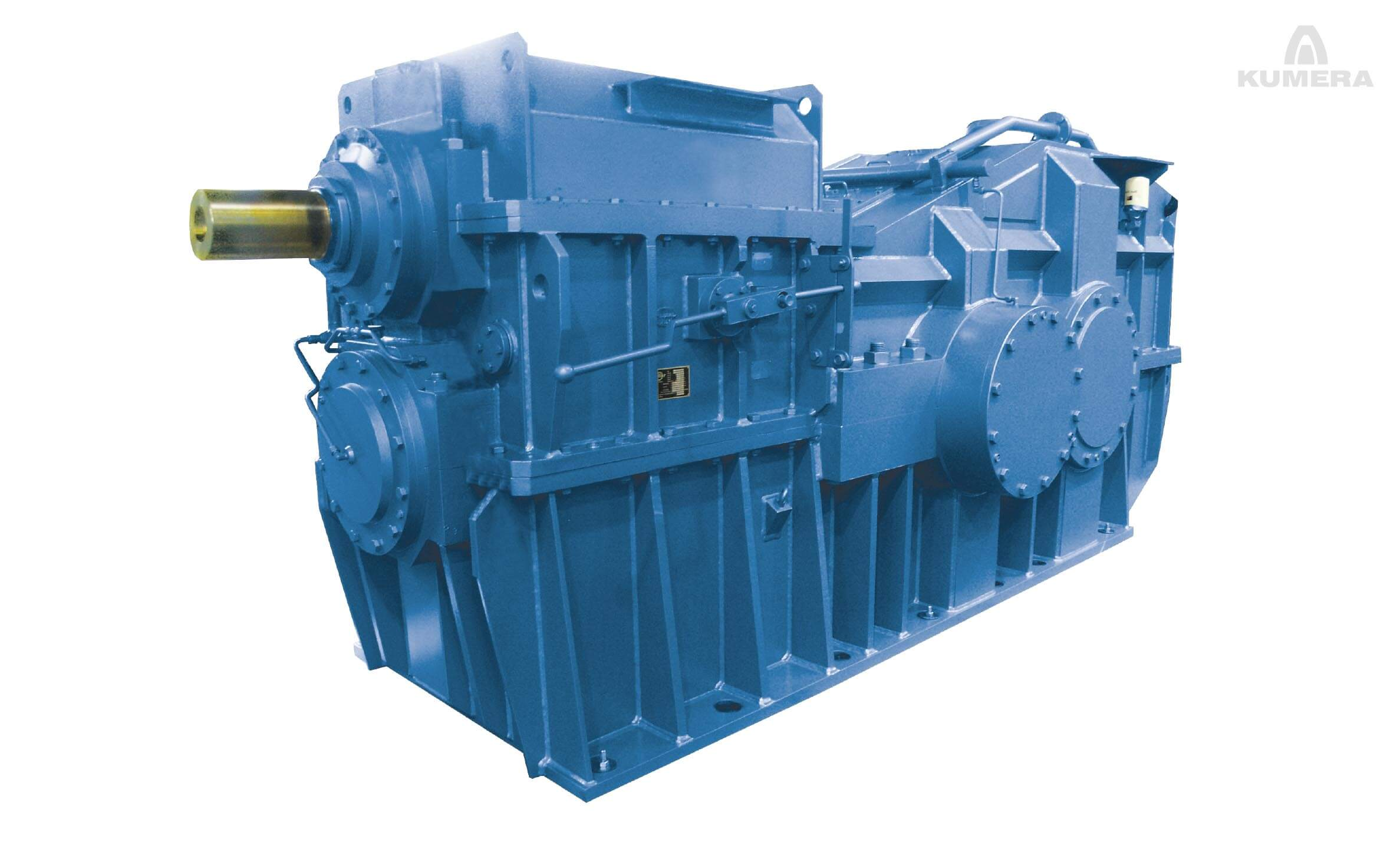 Kumera Drives for Mining & Minerals Processing. Kumera designs and manufactures a full range of gear units for critical mining applications, such as conveying, mixing, agitating and drying.