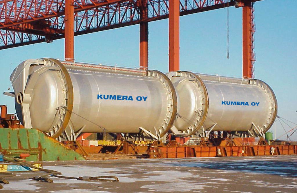Kumera Peirce-Smith Converter_Benefits of the Kumera Peirce-Smith Converter