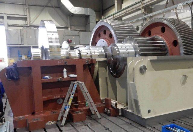 Kumera Industrial Gearbox Service Maintenance_Kuvakelkka_4