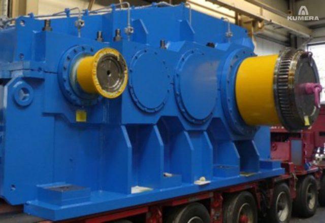 Kumera Industrial Gearbox Service Maintenance_Kuvakelkka_5