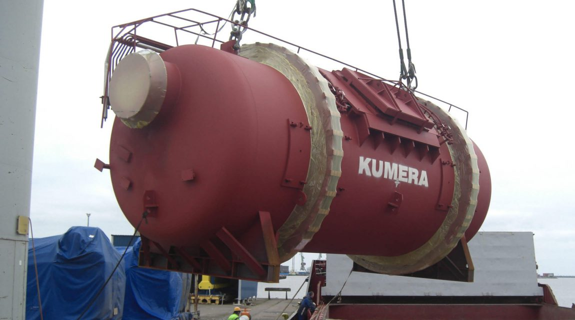Kumera Rotary Holding Furnace_Kuvakelkka_1