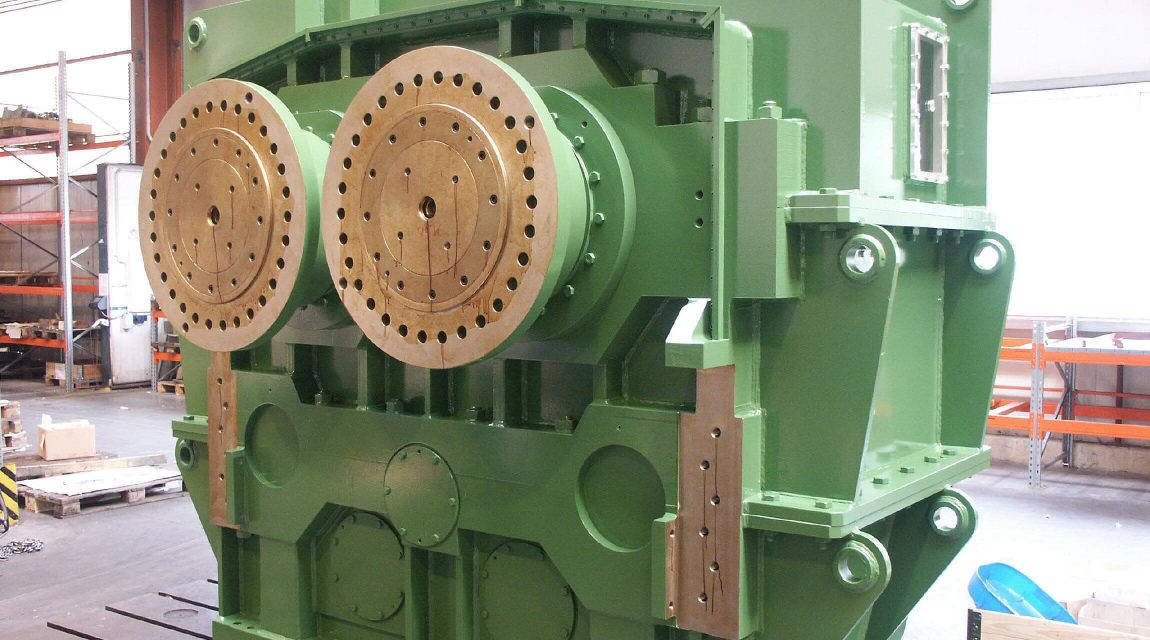 Kumera Custom Built Gearboxes. Kumera - Customized and Tailor-Made Industrial Gearboxes and Drives.