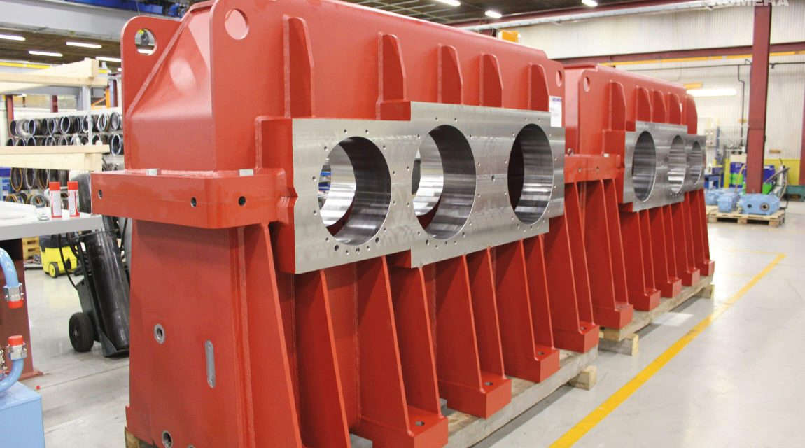 Kumera Custom Built Heavy-Duty Gearboxes for Cement Industry. Kumera Vertical & Horizontal Mill Drives, Girth Gear Drives, Belt Gearboxes, Conveyor Gearboxes, Drive Pinions
