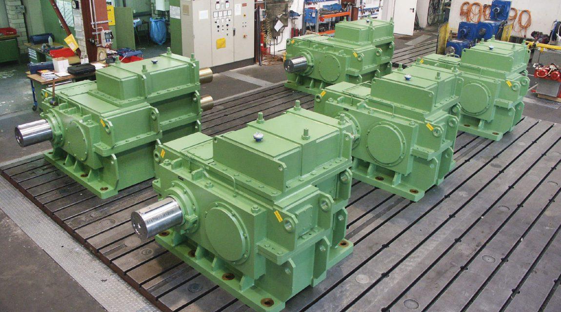 Kumera Custom Built Heavy-Duty Gearboxes for Steel & Aluminium Industry.