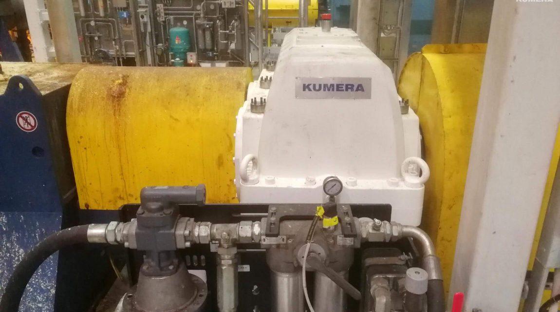 Kumera One Stage Helical Gearboxes. Kumera LX-Series - Versatile Gearbox Range